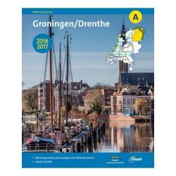 ANWB-Kaart Groningen/Drenthe