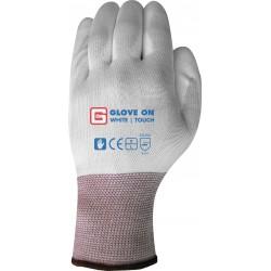 White touch Handschuh set