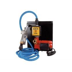 Gasoliestation + Meter + Pistool