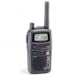 Icom 4088 Handheld FM Transceiver