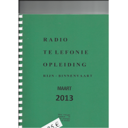 Radio Telefonie Handbuch