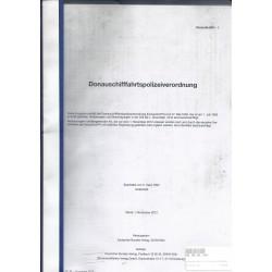 Donauschiffahrtspolizeiverordnung