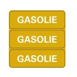 Aufkleber ''Gasöl''