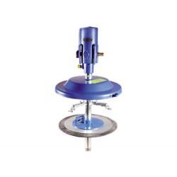 Pressol pneumatische vetpers